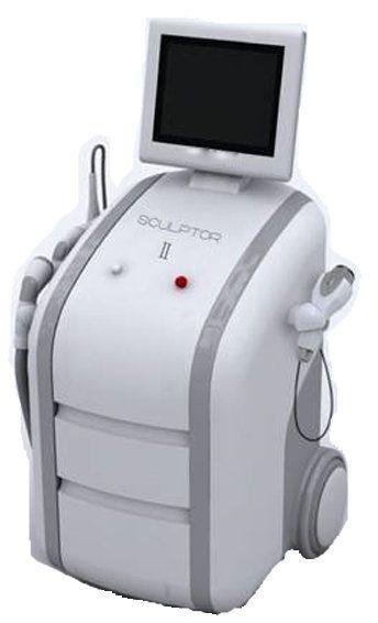 Body Sculptor Kavitációs és Fókuszált Hűtött Rádiófrekvenciás Alakformáló gép