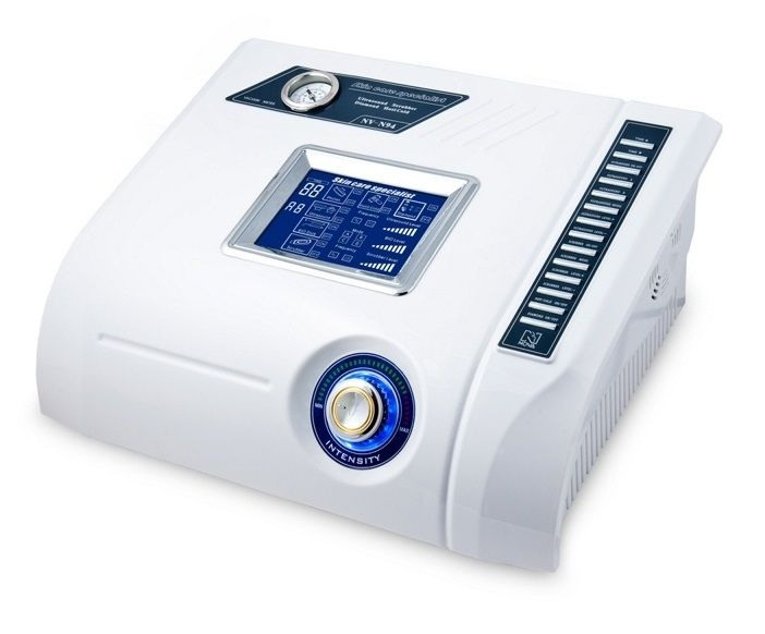 MesoAge 3in1 Multifunkciós Arckezelőgép Mezoterápiával, Hidroabrázióval és Mikrodermabrázióval