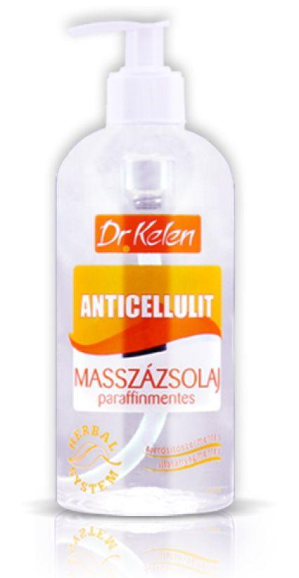 Dr.Kelen Anticellulit masszázsolaj