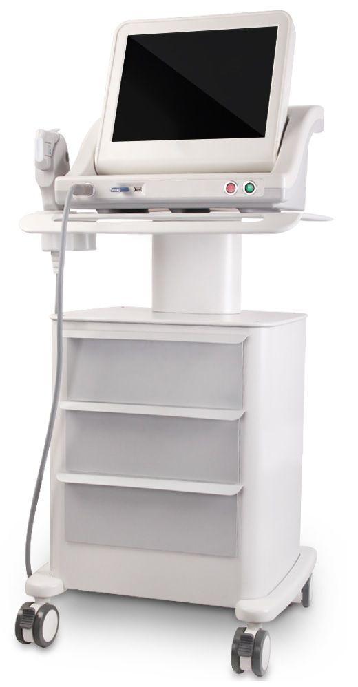 UltraHIFU 5 Pro Mikrofókuszált Ultrahangos Arc- és Testkezelő Gép