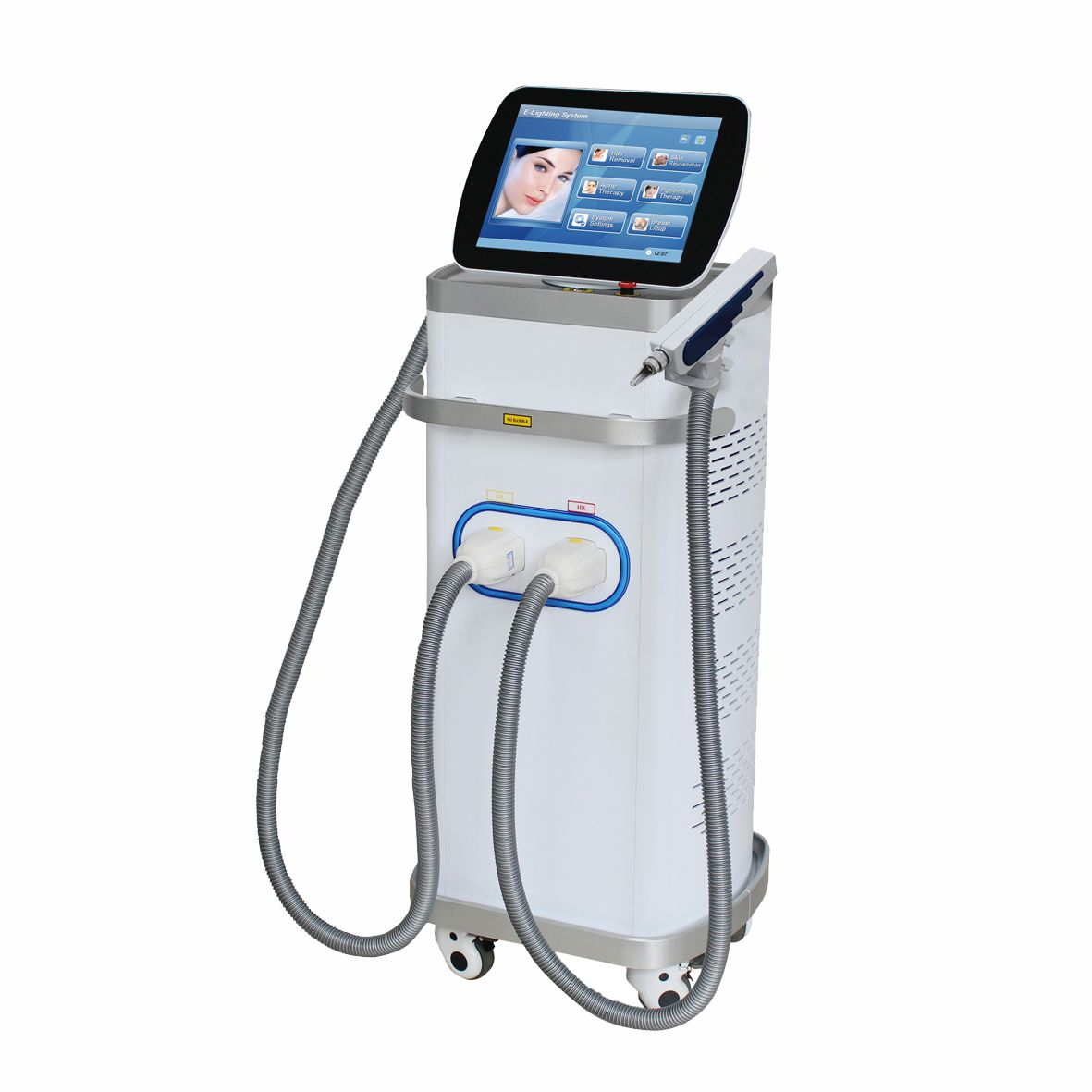 EsteticLine 4in1 Multiplatform E-Light+ IPL+RF+ ND:YAG Gép