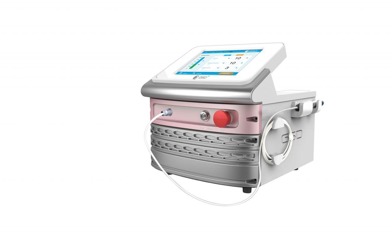 LaserVein száloptikás dióda lézeres értágulat kezelő gép