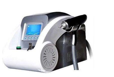 LaserTime Q-kapcsolt ND: Yag lézeres Körömgomba és Tetoválás Eltávolító Készülék