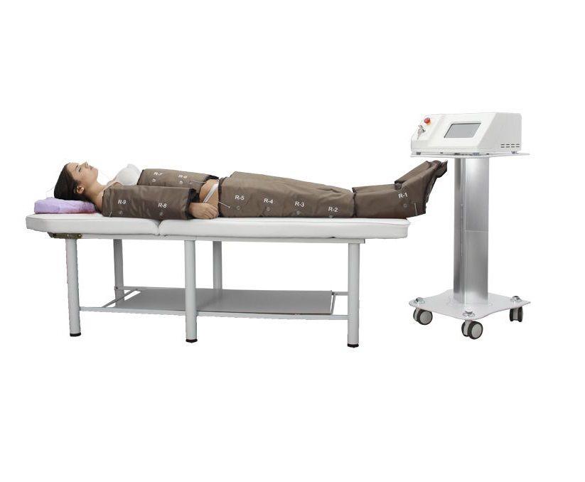 MedPressure 3in1 Nyomásterápiás Hullámmasszázs készülék infra terápiával és izomstimulációval