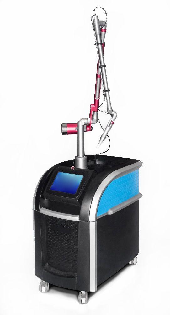 DermaLight ZEN Picosure Picoszekundumos Active Q-Kapcsolt YAG Lézeres tetoválás eltávolító gép