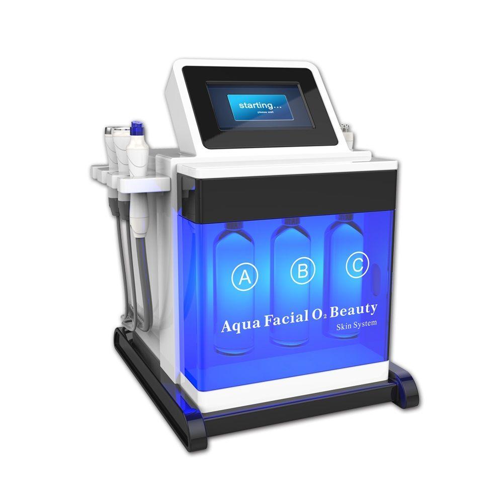 HYDROFACIAL Basic Arckezelő gép Rádiófrekvenciával Ultrahanggal és Mikroárammal