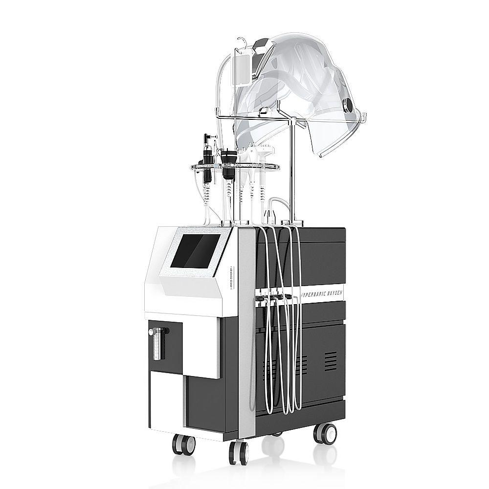 SpaFacial OXYMAX Oxigén Terápiás Multifunkciós Arckezelő gép